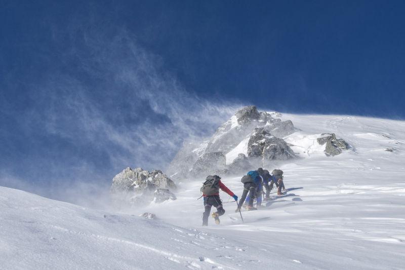 i più famosi alpinisti italiani